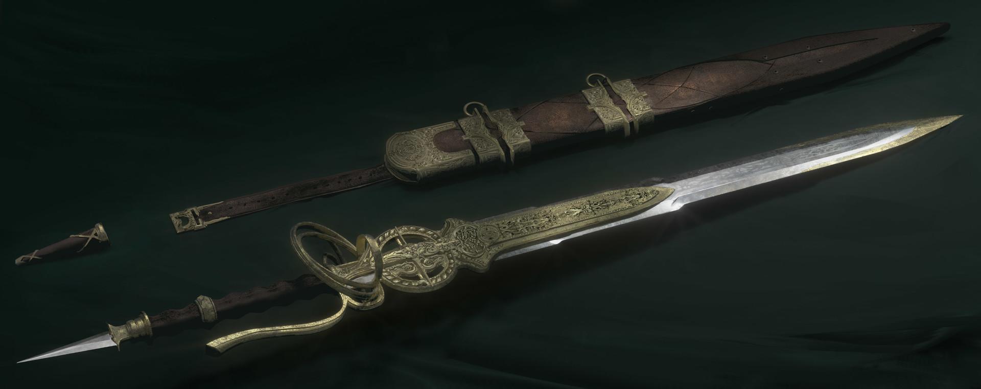 карта таро пять мечей